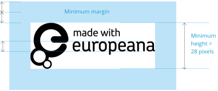 Made with Europeana Logo