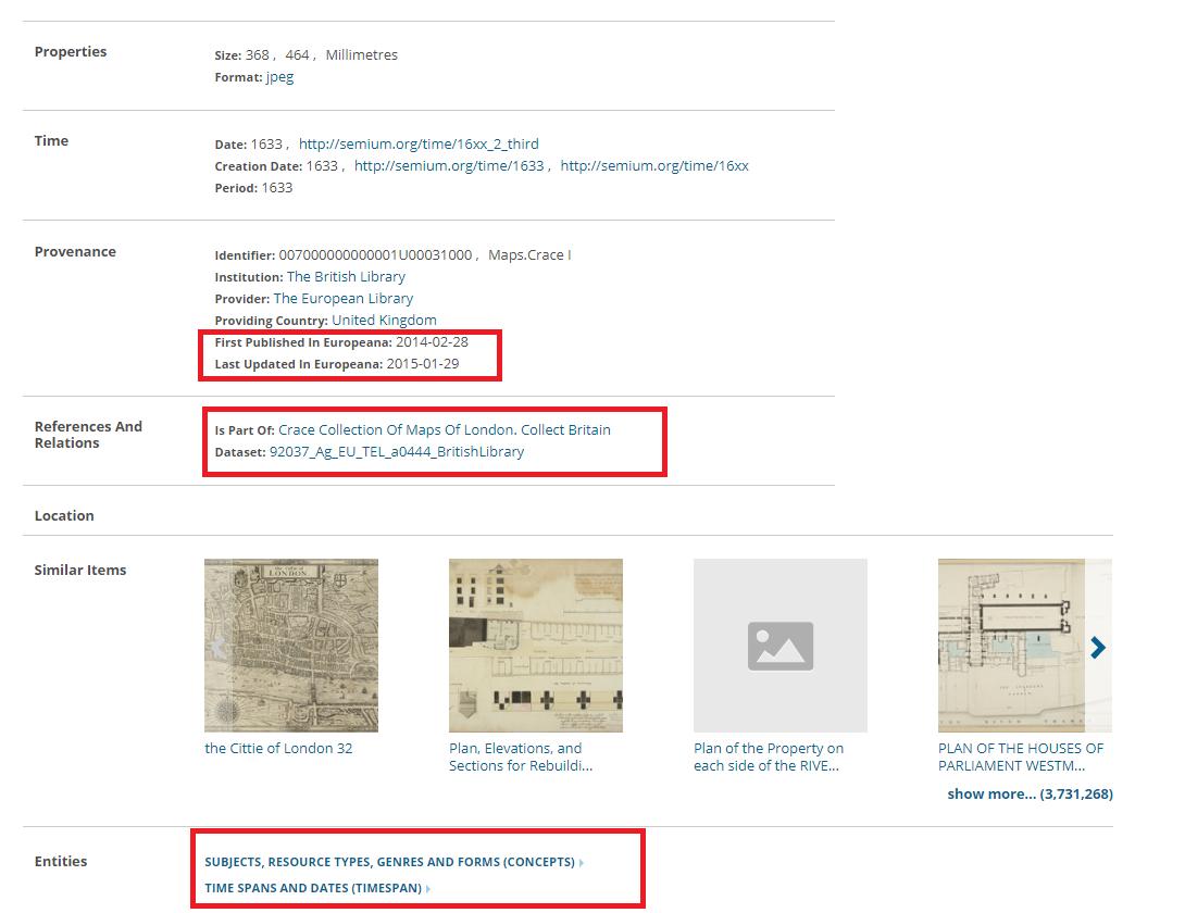 Linked Open Data | Europeana Pro