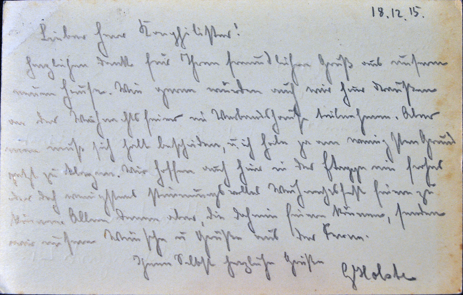 Writing The Past Transcribing Handwritten Documents From World War One