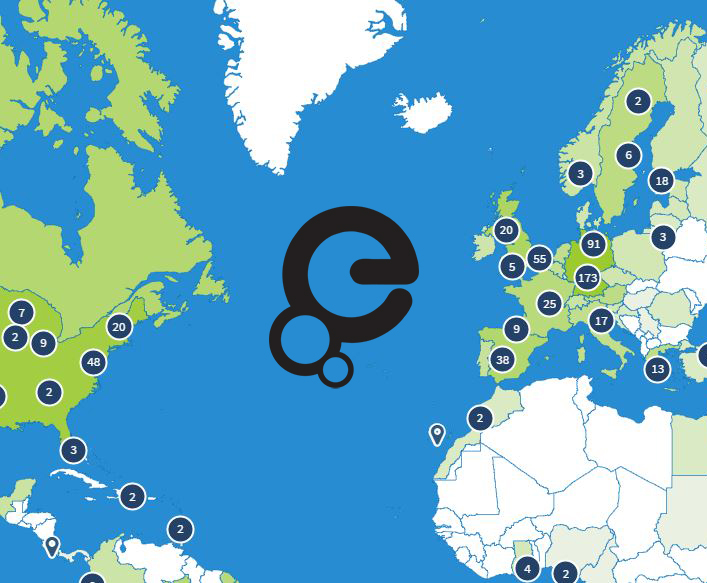 Plotting europeana on the oer world map europeana on the oer world map and is now part of an audience including potential new partners developers of open educational learning resources policy makers gumiabroncs Gallery