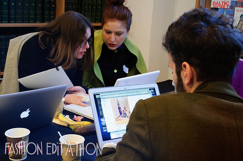 wikipedia wikimedia edit-a-thon nordiska museet europeana fashion stockholm centre studies