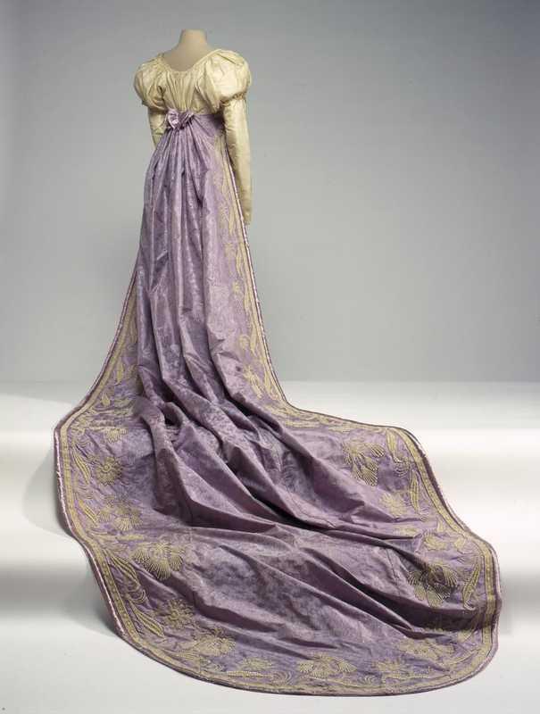 1af28cb6ea8 cmu centraal museum utrecht court train manteau de cour napoleon josephine  hortense 19th century europeana fashion