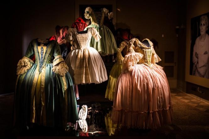 Fashion Designers Backstage