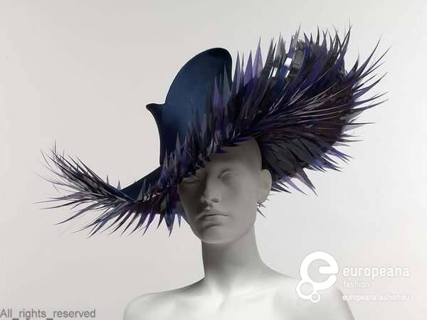 For sure Stephen Jones knows how to make hats that get everybody s  attention. For over forty years now 90cdfcb9491