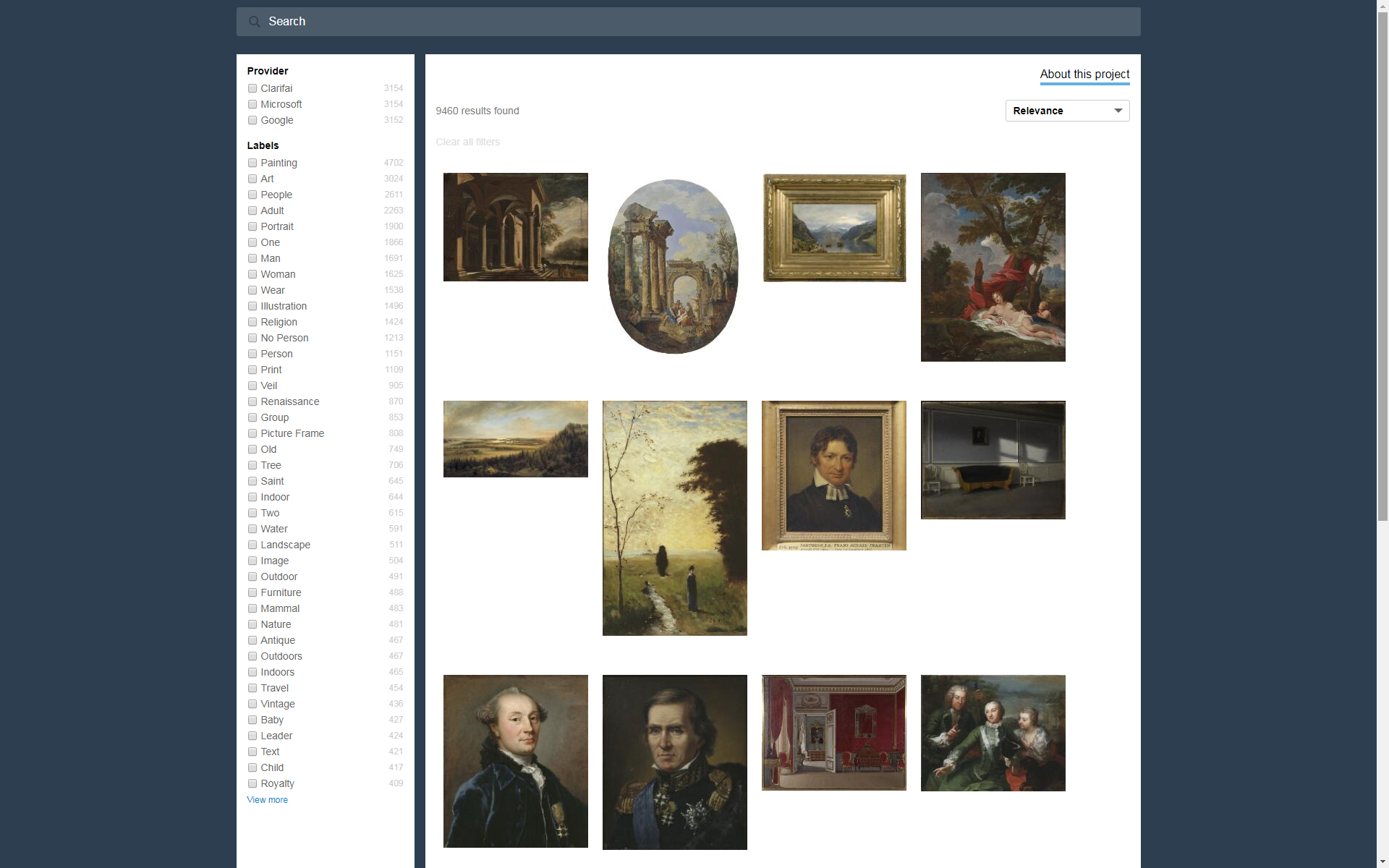 Automated image analysis with IIIF | Europeana Pro