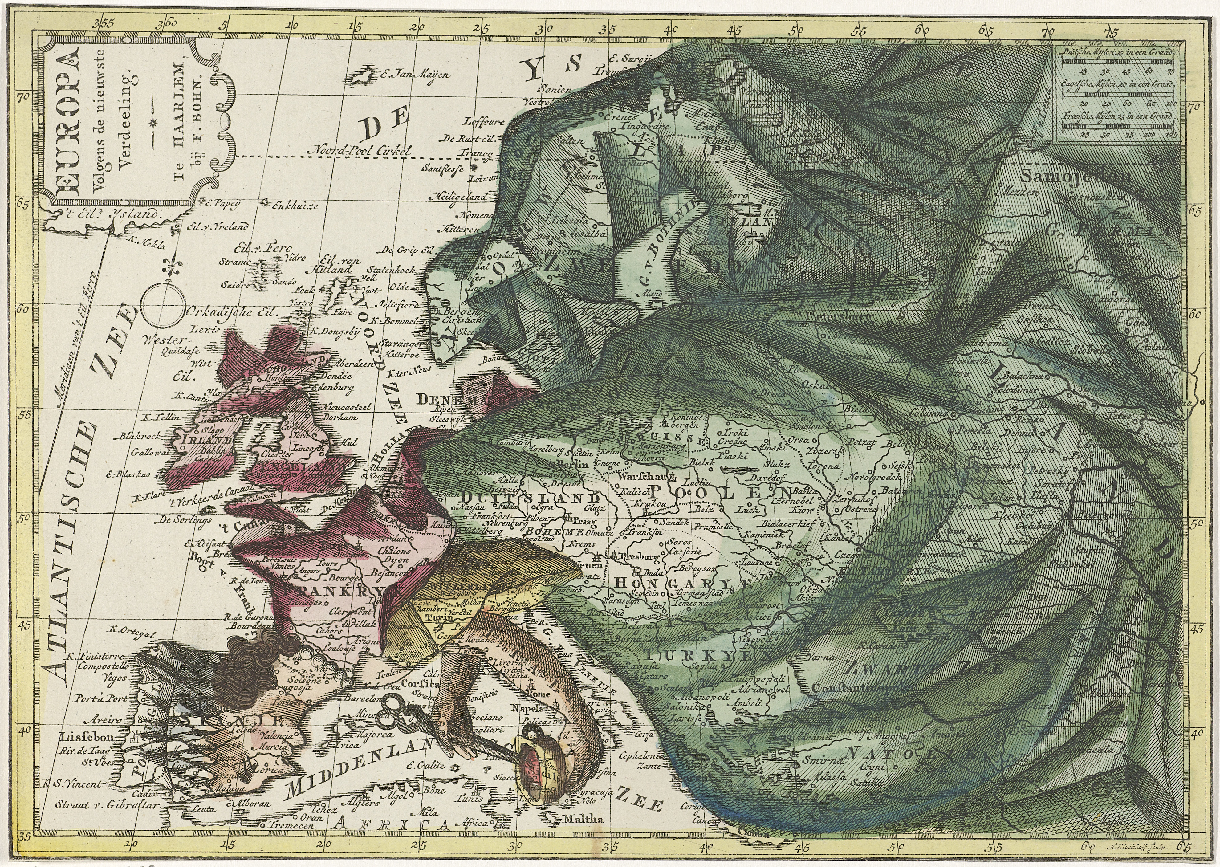 Maps for makers Satirical political and unusual maps  Europeana