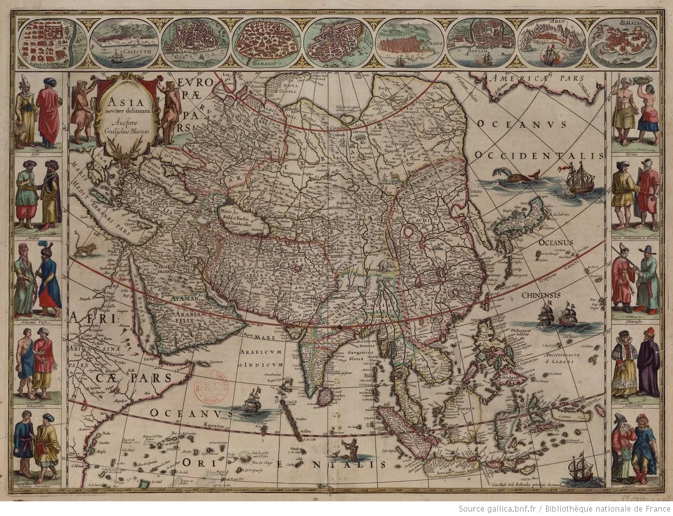 Maps for makers: Famous cartographers | Europeana Pro