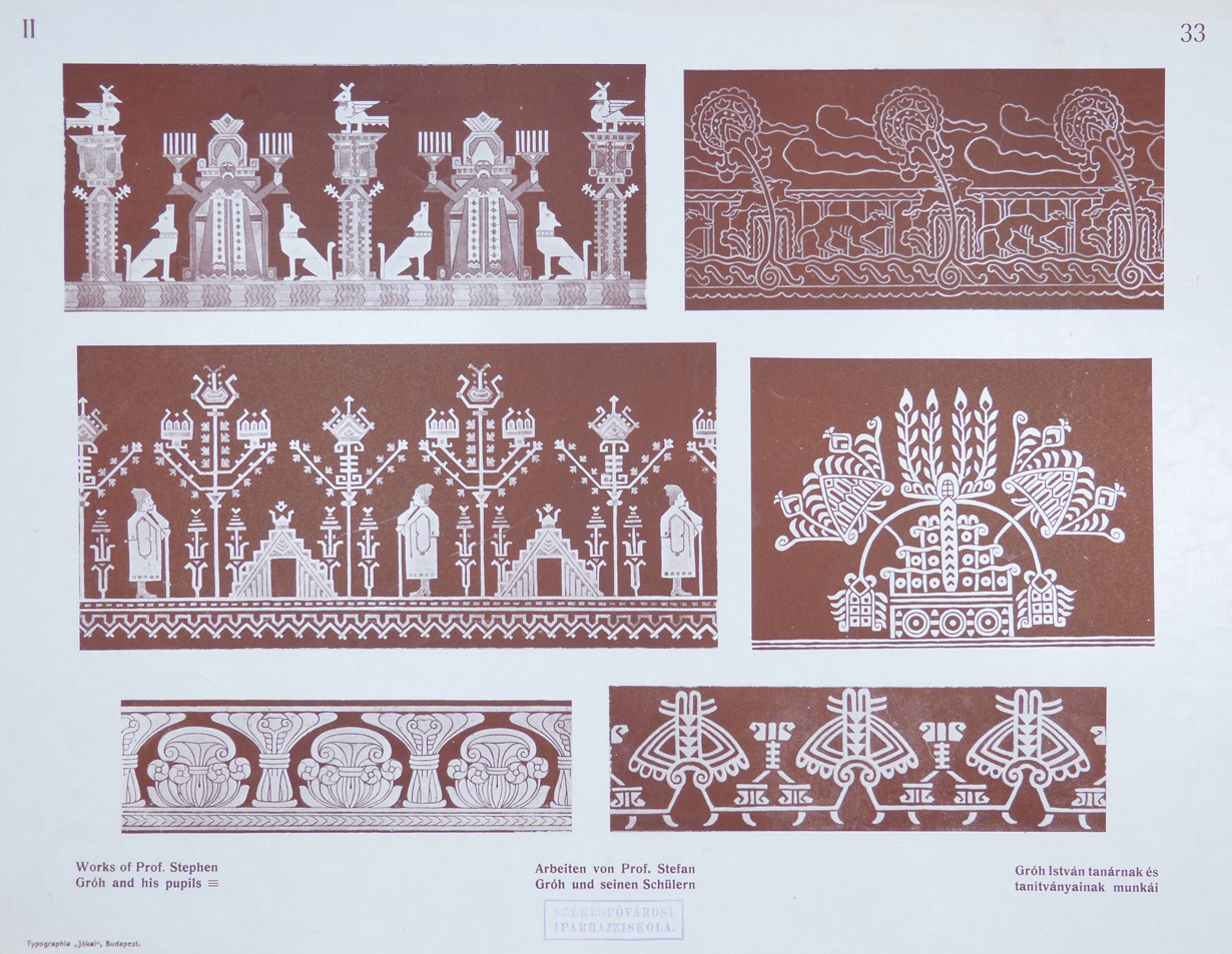 MakewithEuropeana: Art Nouveau patterns | Europeana Pro