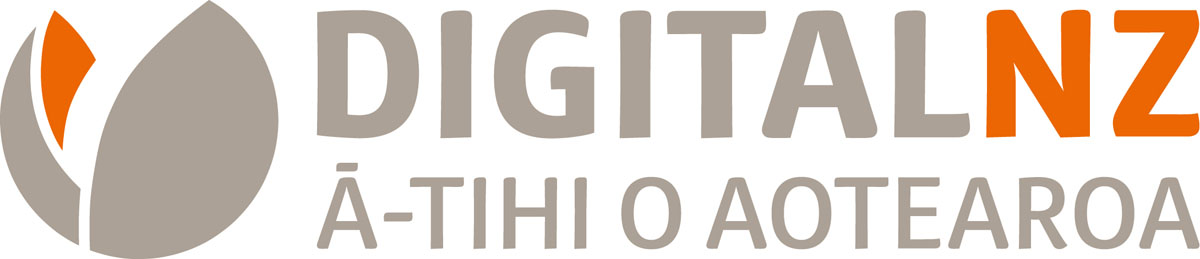 Digital New Zealand logo