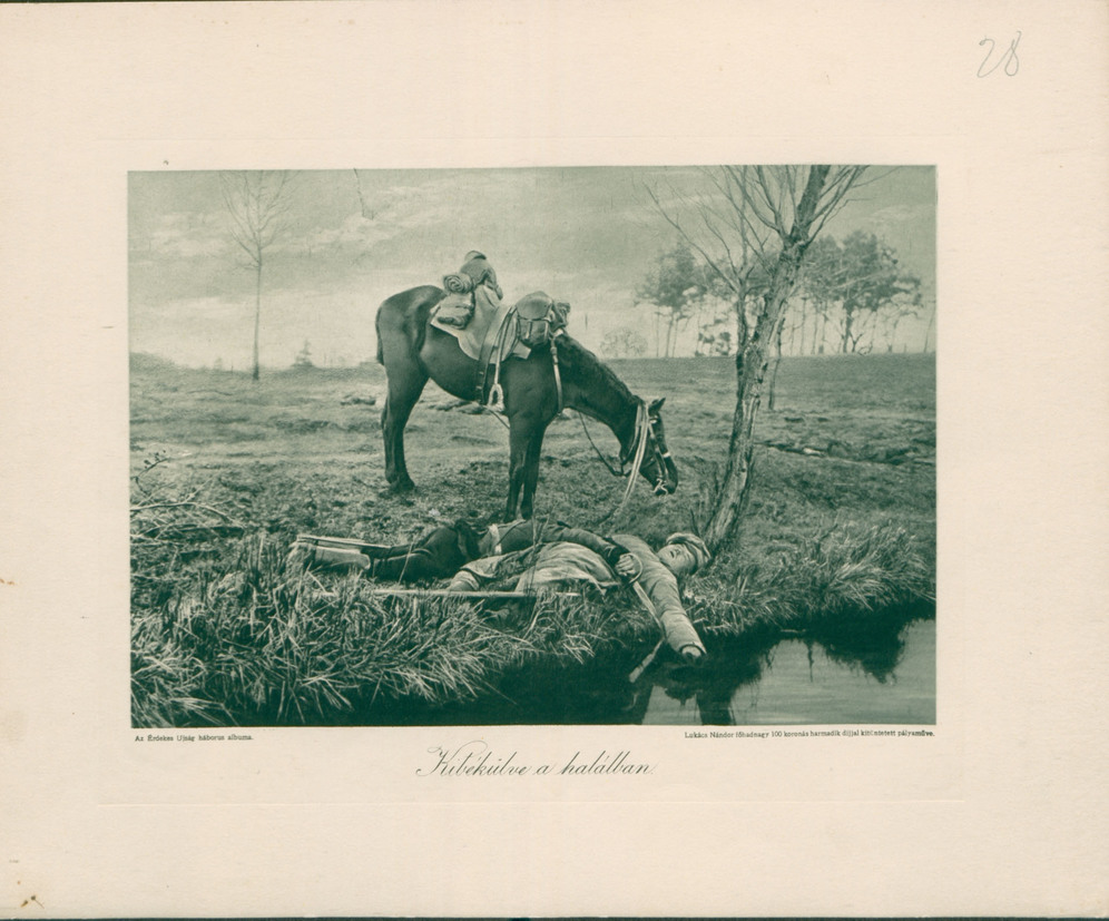 World War One Photographs And Graphics In Italy