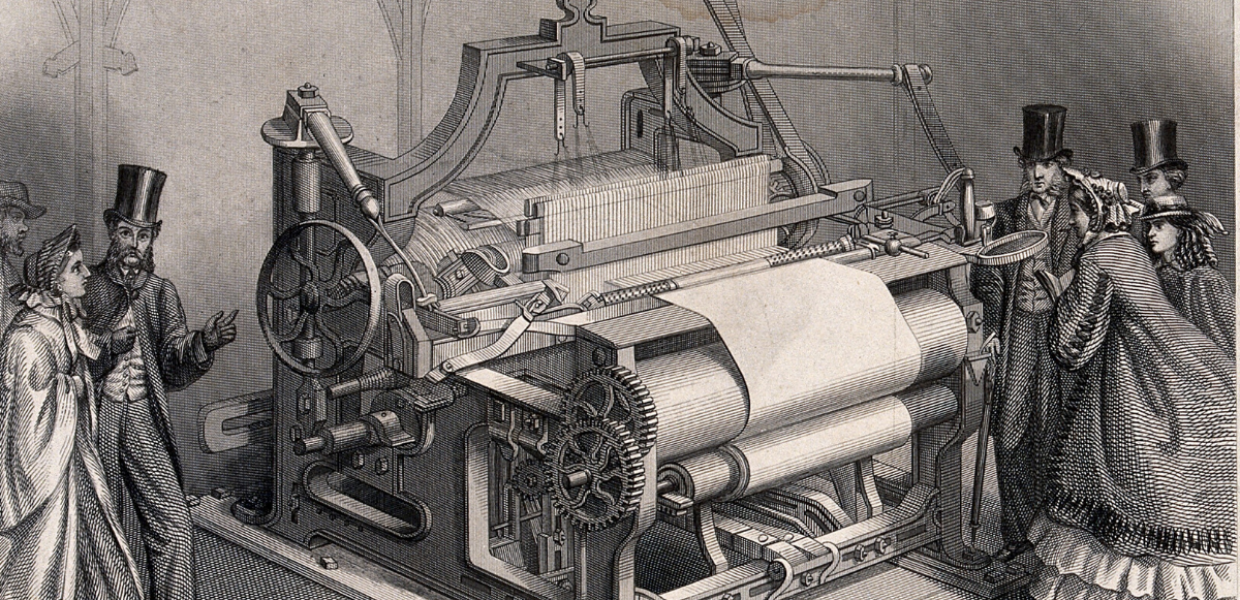 Talking about revolutions – from the industrial to the digital | Europeana Pro