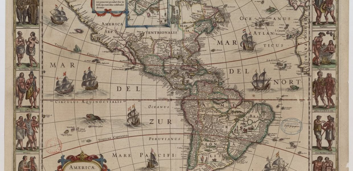 Maps for makers: Famous cartographers   Europeana Pro Maps For on