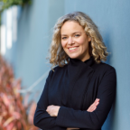 Portrait of Katherine Maher