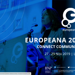 Introducing our 2019 event: Europeana 2019