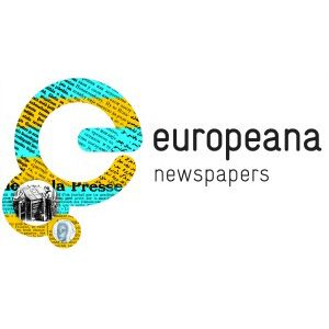 Europeana Newspapers logo