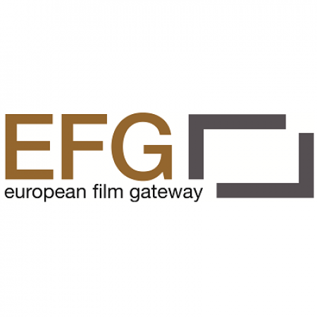 Logo of The European Film Gateway