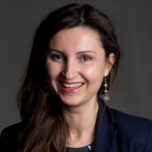 Portrait of Milena Popova