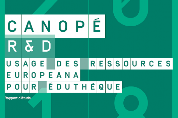 Use of Europeana resources by French educators