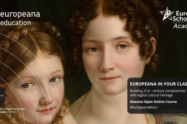 Europeana MOOC now available in five languages