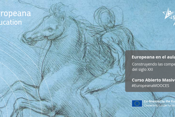 New Spanish and Portuguese versions of Europeana Education MOOC