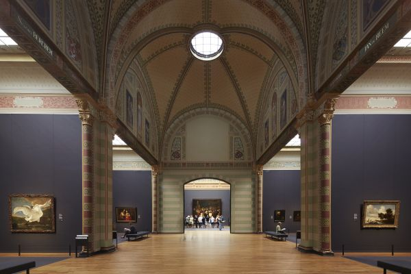 How the renovation of a world renowned art museum is inspiring a sector in digital transformation