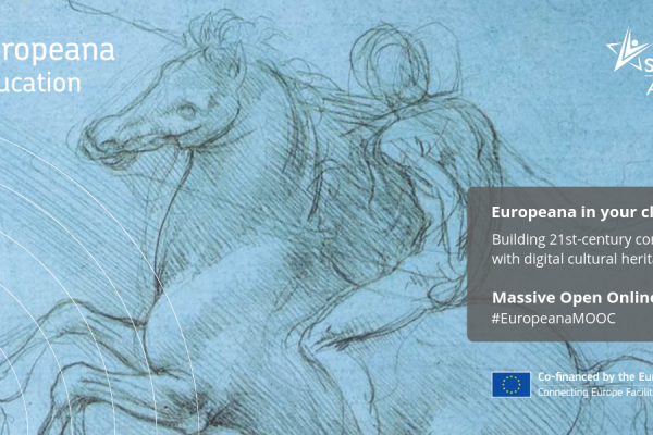 Rerun of 'Europeana in your classroom: building 21st-century competences with digital cultural heritage'