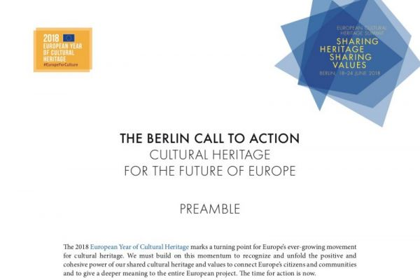 Sign the Berlin Call To Action