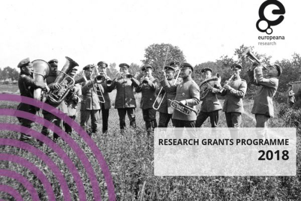 Europeana Research Grants Programme 2018: Call for Submissions