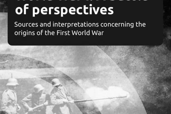Europeana launches Multi-Touch book and iTunes U course on interpreting the outbreak of World War I