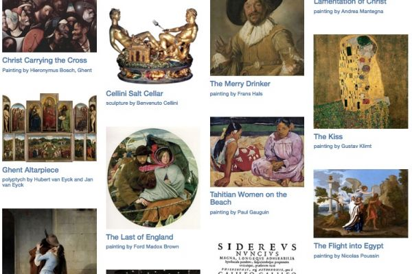 40 languages, 30 countries and over 280 artworks: Europeana's Art History Challenge on Wikimedia