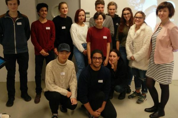 #RE-MEDIA: Design with Europeana at the School of Form