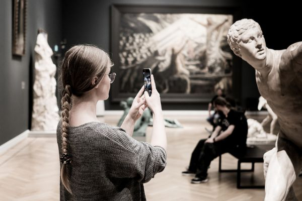 The image recognition app Vizgu launches with SMK - The National Gallery of Denmark to provide instant art info