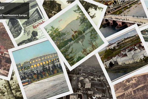 From an exhibition to a competition: wrapping up 'Picture This! Vintage Postcards of Southeastern Europe'