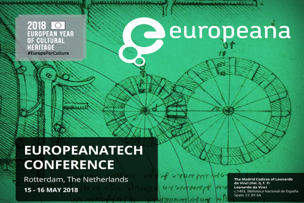EuropeanaTech 2018 - Our keynote speakers - part two