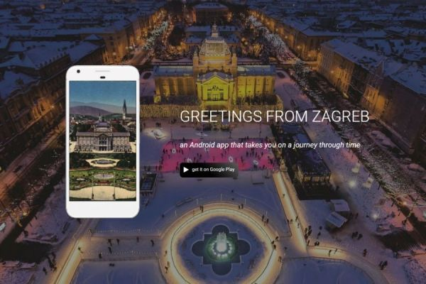 Greetings From Zagreb - a journey through time