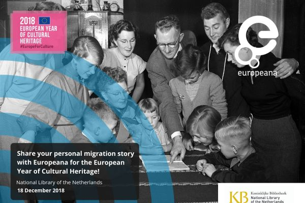Join us for our final migration event of 2018