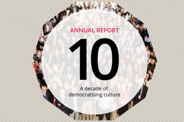 Europeana Foundation Annual Report & Accounts 2018: A decade of democratising culture