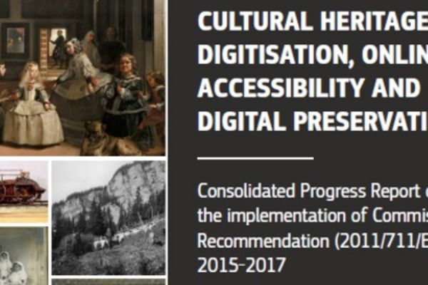 European Commission report confirms continued Member State support for Europeana