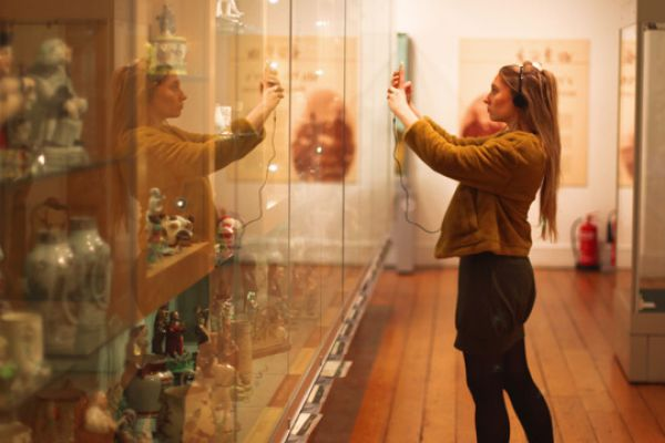 Explore hybrid museum experiences at Europeana 2019