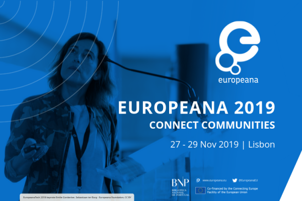 Five reasons why you should attend Europeana 2019