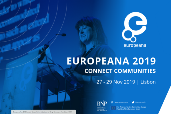 Europeana 2019: full programme details announced