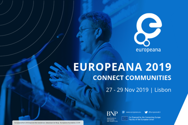 Livestreaming Europeana 2019
