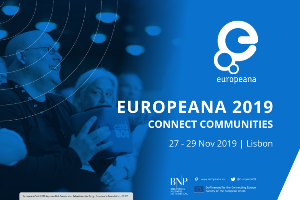 All about Europeana 2019 - for non-attendees
