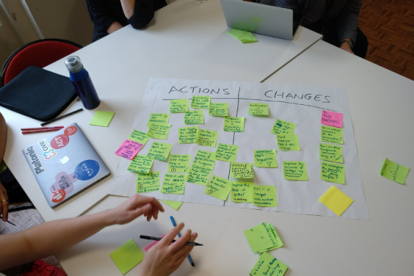 A conversation on inclusivity and diversity: reflections from Europeana 2019