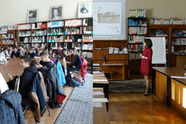 Europeana Education in the Republic of Moldova