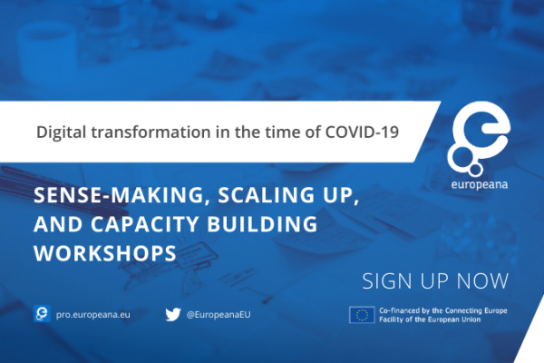 Digital transformation in the time of COVID-19: join our workshops