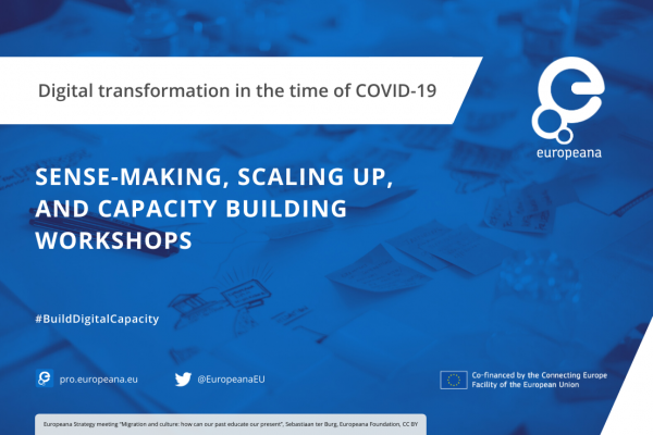 Digital transformation in the time of COVID-19: collaboration for hard questions