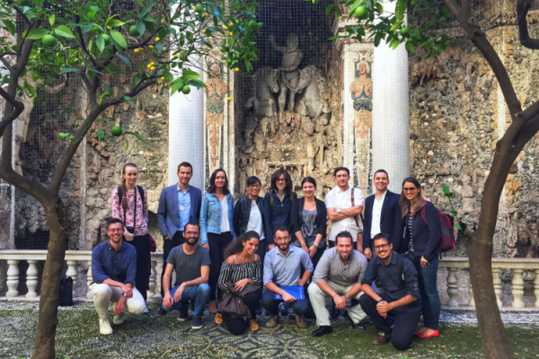 European Students' Association for Cultural Heritage talks to the New Professionals Task Force