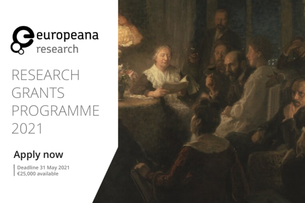 Europeana Research Grants 2021 - Frequently Asked Questions