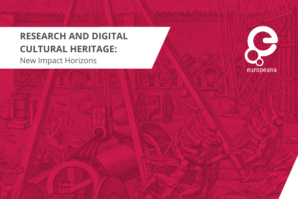 Join our symposium - 'Research and digital cultural heritage: new impact horizons'